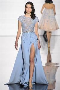 Haut Habillé Pour Soirée : robe de soir e haute couture le son de la mode ~ Melissatoandfro.com Idées de Décoration