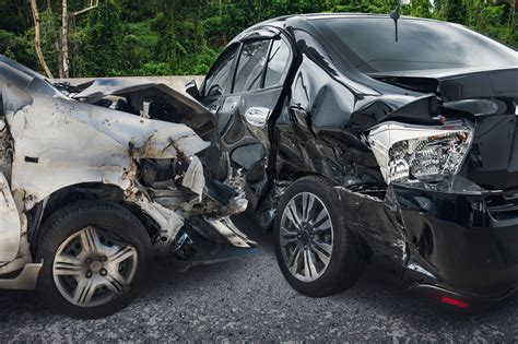 The Most Common Types Of Auto Accidents