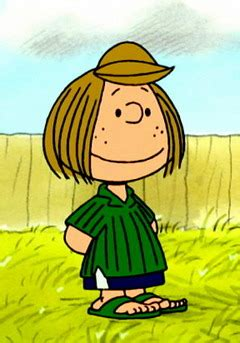 what peppermint patty teaches us about thankfulness tracie