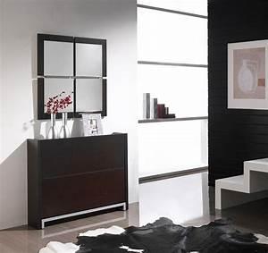 Meuble Chaussure D Angle : meuble a chaussures contemporain wonka zd1 mac mod ~ Teatrodelosmanantiales.com Idées de Décoration