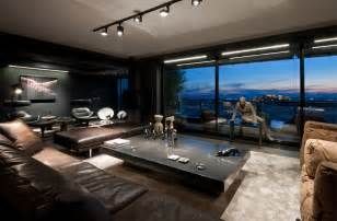 a bachelor s black home luxury apartment interior design archives digsdigs