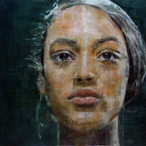 WOW! Portraits by Harding Meyer (1-2010) oil on canvas ...