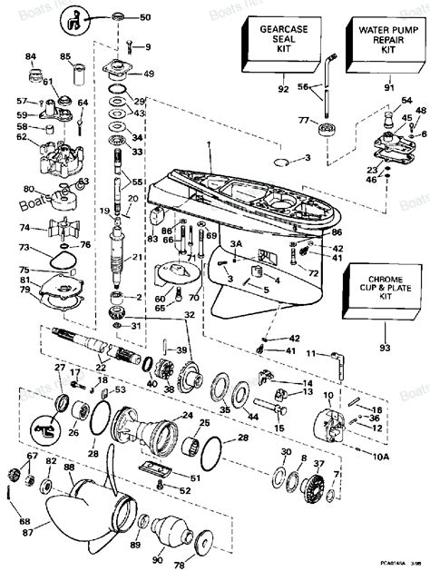 Boats Net Johnson Parts by 1999 Johnson Outboard Parts Boatsnet Autos Weblog