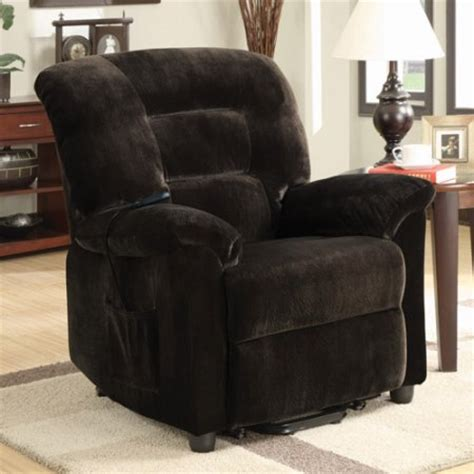 Ozark Trail Camping Chairs by Power Lift Recliner Chocolate Walmart Com