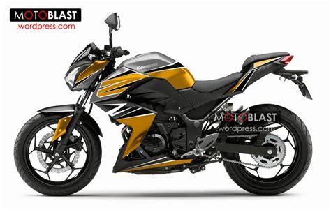 Z 250 Modif by Modif Striping Kawasaki Z250 Black Dc Dan