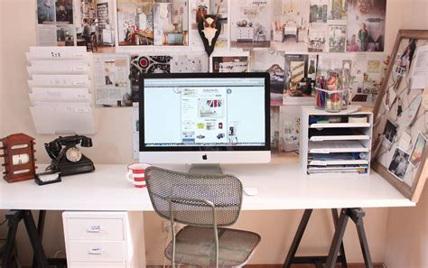 how to decorate a desk desk decorating ideas for work homeinterior id