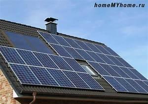 Солнечные батареи для дачи с установкой