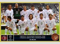Fan pictures UEFA Champions League 200203