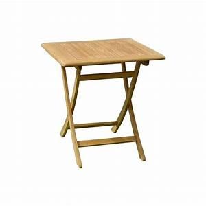 Petite Table Pliante : table de jardin pliante taman meuble pratique pour le jardin ~ Teatrodelosmanantiales.com Idées de Décoration