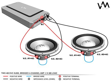 kicker speaker wiring diagram 3 kicker subwoofer wiring a