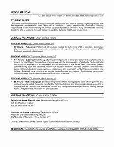 Best best resume format nurses nursing resume template for Best resume format for nurses