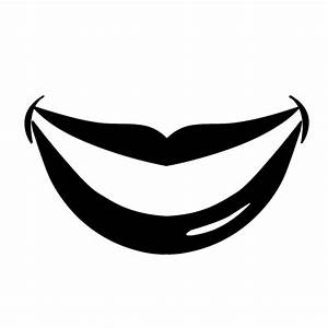Black And White Smile - ClipArt Best