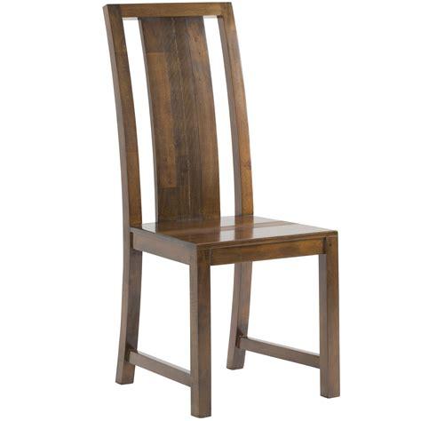 a la chaise chaises bois