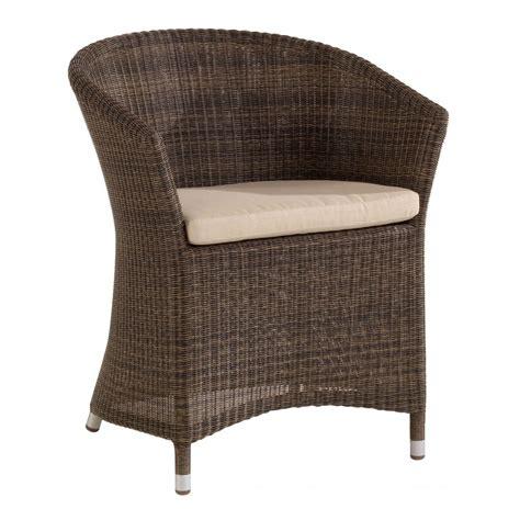 fauteuil de fauteuil de table de jardin confortable brin d ouest