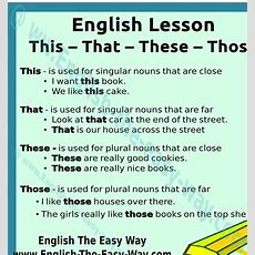 54 Best Confusing English Images On Pinterest  English, English Classroom And English Grammar
