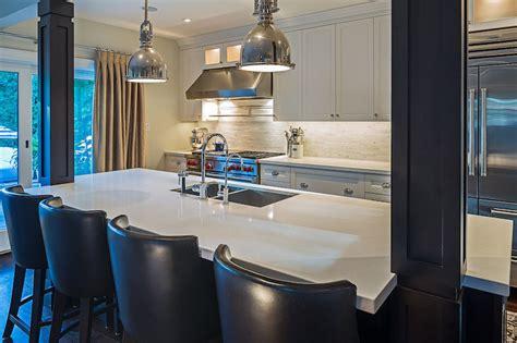 home design bedding kitchen island columns transitional kitchen a