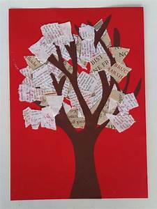 Basteln Mit Buchseiten : f r b cherbegeisterte herbst collage aus buchseiten handmade kultur ~ Eleganceandgraceweddings.com Haus und Dekorationen