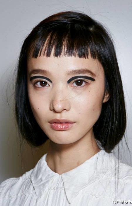 Bang Hairstyles to Try in 2017   Haircuts, Hairstyles 2017