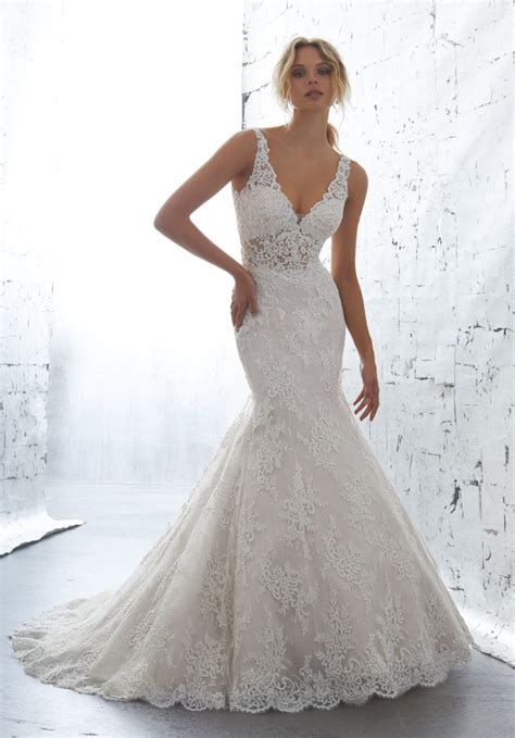 Wedding Dresses by Karla Wedding Dress Style 1705 Morilee