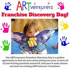 ARTventurers Franchise Discovery Day 28th January 2018