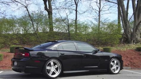 """""""blackout"""" 2011 Dodge Charger Youtube"""