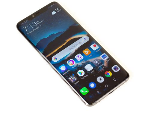 huawei mate  pro review   android option