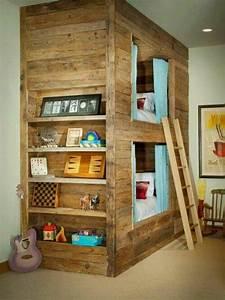 Lit Pour Enfant Ikea : le plus beau lit cabane pour votre enfant ~ Teatrodelosmanantiales.com Idées de Décoration