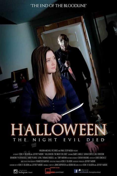 Halloween H20 Cast Michael Myers by Tony Moran Returns To Haddonfield In Fan Film Halloween