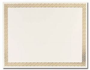 pm sku 963006 great papers braided foil certificate 80 With greatpapers com templates