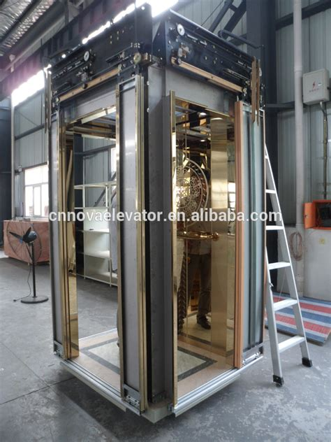 china small home life elevatorsstainless steel lift