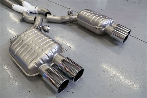 M5 Exhaust by 2013 Bmw M5 Exhaust 6 Copy Motorsports