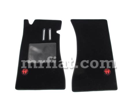 Alfa Romeo Floor Mats by Alfa Romeo Spider Duetto 66 72 Floor Mats Set New Ebay