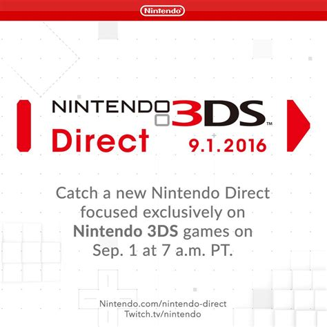 prepare for another nintendo direct gamer