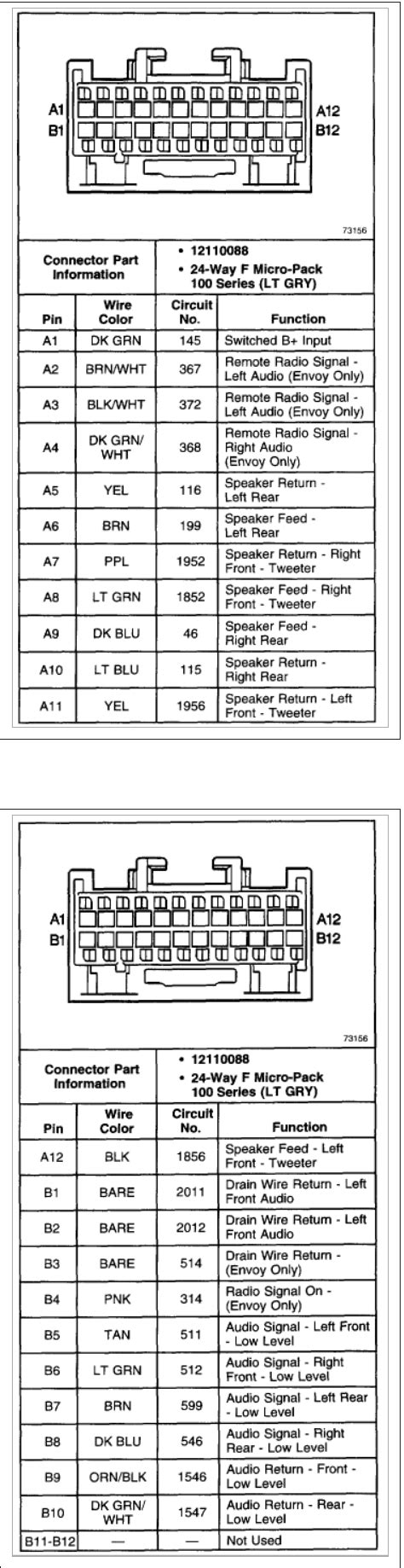 Gm Bose Amp Wiring Diagram 0 Comments