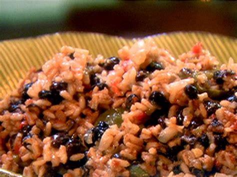 black beans  rice recipe ingrid hoffmann food network