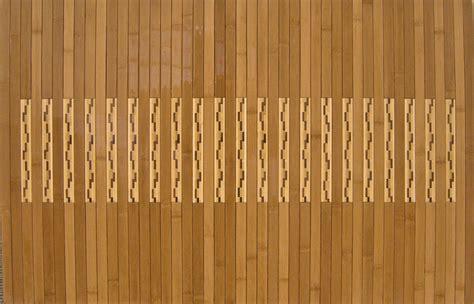 Highgloss Inlaid Bamboo Mat Interiordecorating