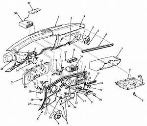 1969 Chevelle Steering Wheels And Door Panels
