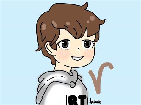 Bts Anime Cartoons!♡