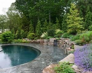 pool landscaping houzz With whirlpool garten mit baobab bonsai