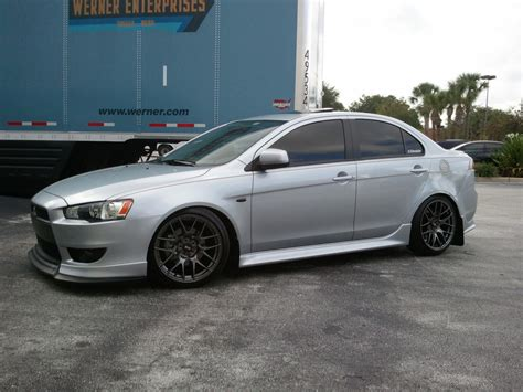 white mitsubishi lancer with black rims mitsubishi lancer white with black rims image details