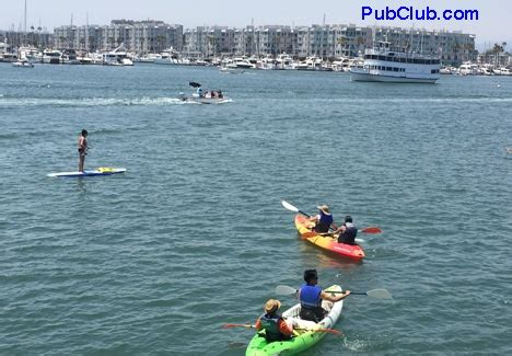 Boat Share Marina Del Rey by Getting Out Of The South Bay Bubble To Marina Del Rey