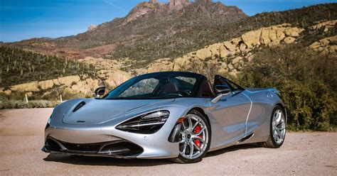 Review Mclaren 720s Spider by 2020 Mclaren 720s Spider Drive Review World Class