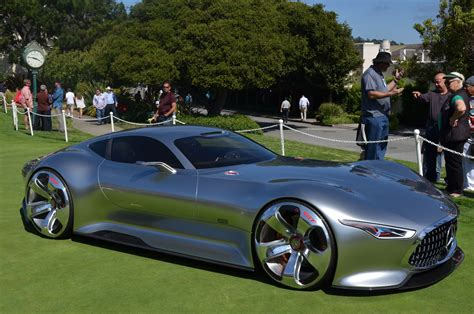 Mercedes Vision Gt Price by 2015 Mercedes Amg Vision Gran Turismo Pictures