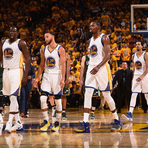 Golden State Warriors Join '87 Lakers in Record Books ...