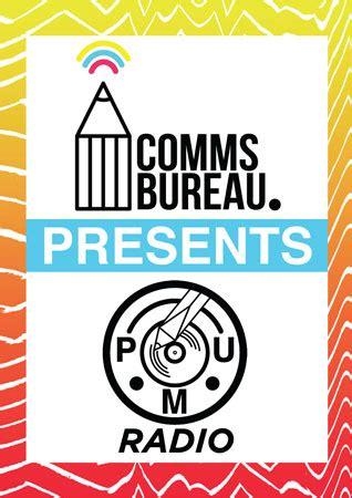 radio bureau comms bureau presents me up radio kickstarter