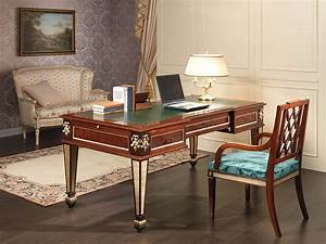 Bureau De Style : bureau classique style empire vimercati classic furniture ~ Teatrodelosmanantiales.com Idées de Décoration