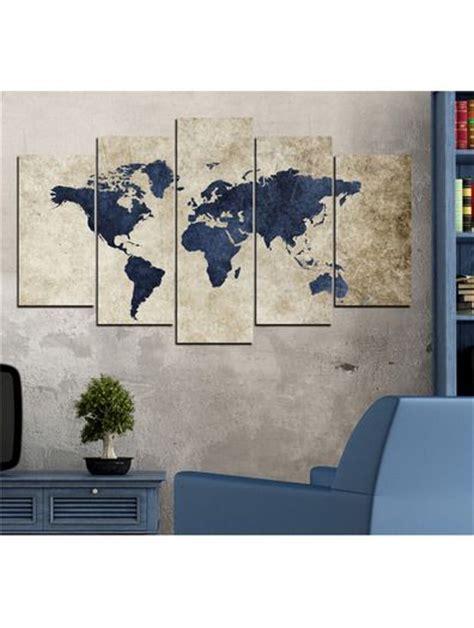 Carte Du Monde Deco Murale by 17 Meilleures Id 233 Es 224 Propos De Carte Murale Du Monde Sur