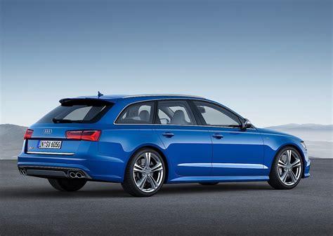 Audi S6 Avant by Audi S6 Avant Specs Photos 2014 2015 2016 2017