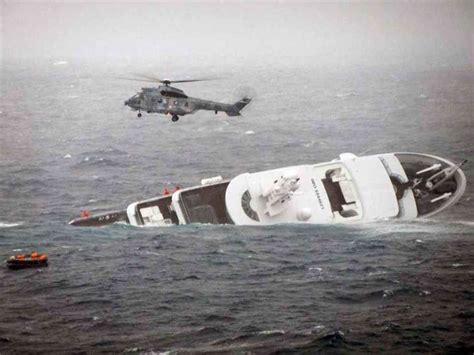 superyacht sinks  greek island video wordlesstech