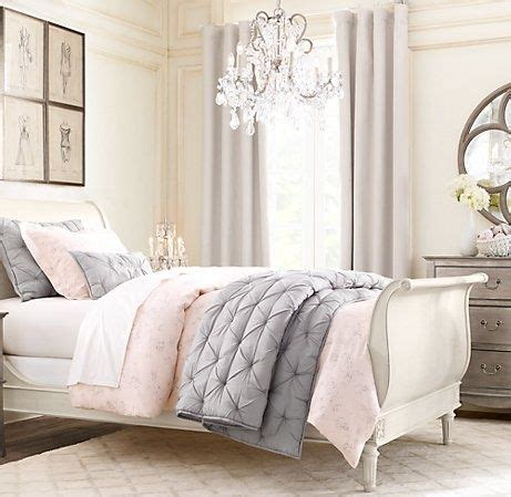 gray white and pink bedroom replace pink with shades of cream taupe and beige 18822 | dc1d6fbbb106695fbe4c9fd1d2002ded